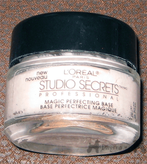 L'Oreal Studio Secrets Magic Perfecting Base - A Review