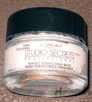 L'Oreal Studio Secrets Magic Perfecting Base - A Review