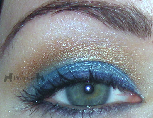 Ravenclaw - Bronze & Blue