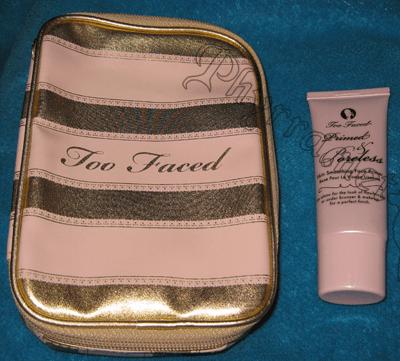 Too Faced Primed & Poreless Face Primer Review