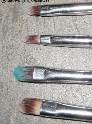 BftE Cosmetics 18 Piece Vegan Brush Set