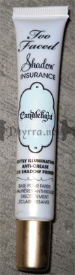 Too Faced Shadow Insurance Candlelight Review