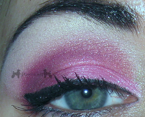Chaotic, Sugary Evil (aka another Valentine's Day Look)