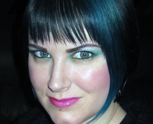 Fun With Sugarpill's Blues & Greens