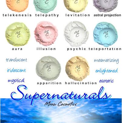 Meow Supernaturals!