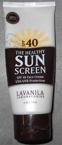 lavanila_sunscreen