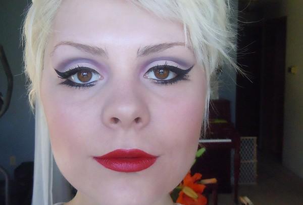 Guest Post: Vampirella Look