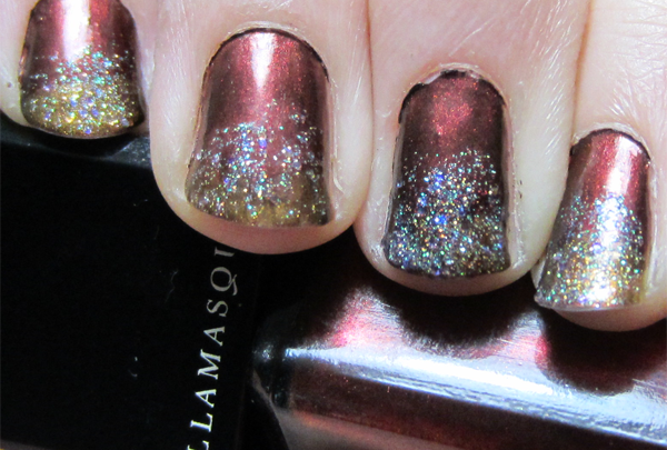 Illamasqua Scarab Jewel Encrusted Nails