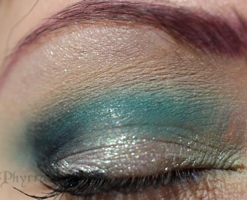 Teal Blue Opal