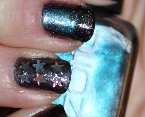 My New Year's Eve Manicure