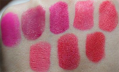 "#1: MAC Retro Matte Lipstick "" Ruby Woo"