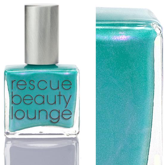Rescue Beauty Lounge Fan Collection Aqua Lily