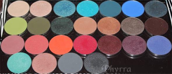 More Makeup Geek Colors