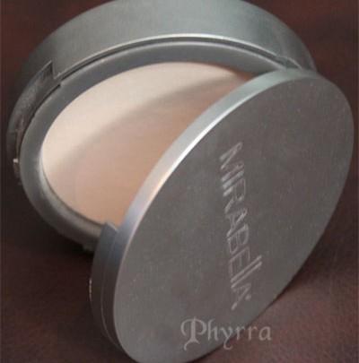 Mirabella Fix Powder Review