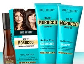 Marc Anthony Oil of Morocco Argan Oil Products