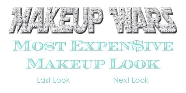 Makeup Wars - Most Expensive Face