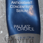 Paula's Choice RESIST Super Antioxidant Concentrate Serum Review