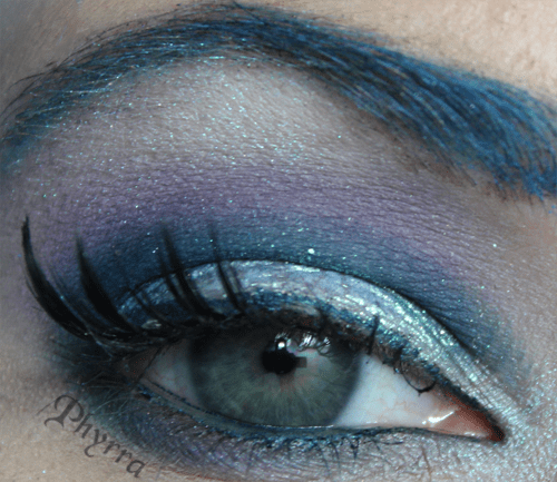 Wearing Winter, Again and Pixie Epoxy. See the tutorial.