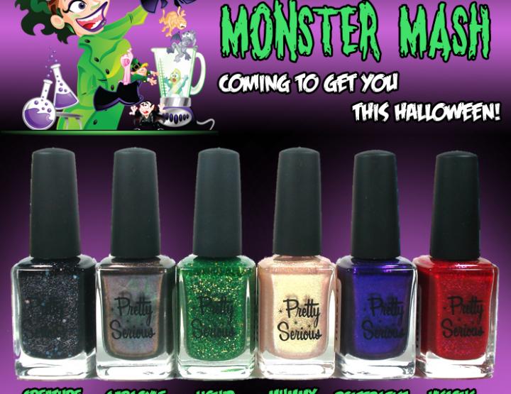 Pretty Serious Monster Mash Halloween Bash - Halloween 2012