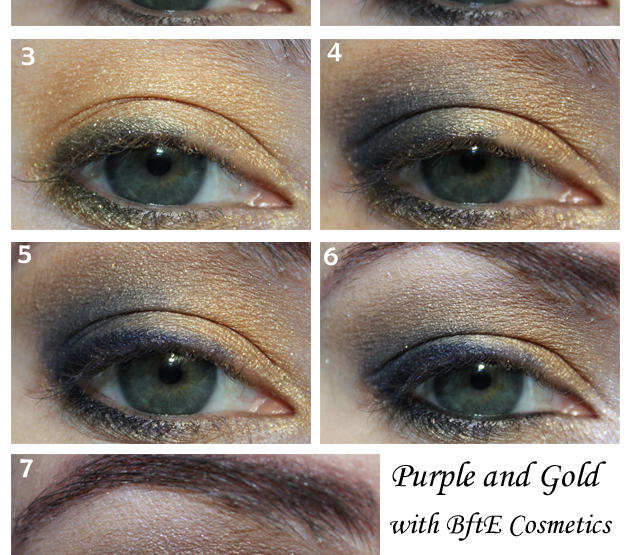 BftE Purple and Gold Tutorial
