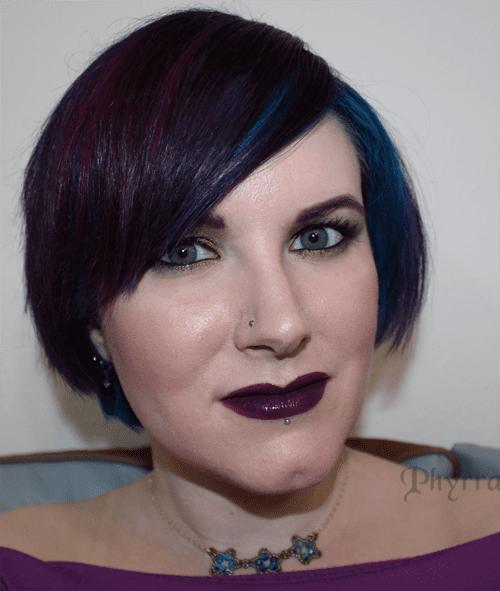 Obsessive Compuslive Cosmetics Strumpet and Rx Lip Tar Mix