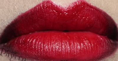Obsessive Compulsive Cosmetics NSFW Lip Tar Lip Swatch