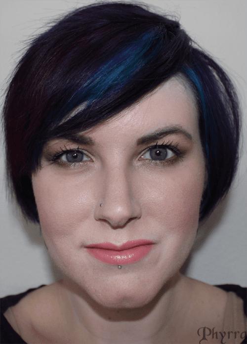 Obsessive Compulsive Cosmetics Mememto Lip Tar Swatch