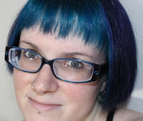 Darker Hair with Manic Panic