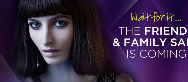 Urban Decay Friends and Family Sale is Here!