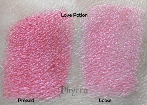 Fyrinnae Love Potion Swatch 1