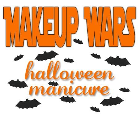 Makeup Wars Halloween Manicure