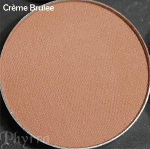 Makeup Geek Crème Brulee
