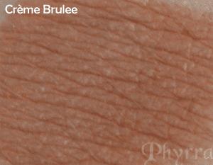 Makeup Geek Crème Brulee Swatch