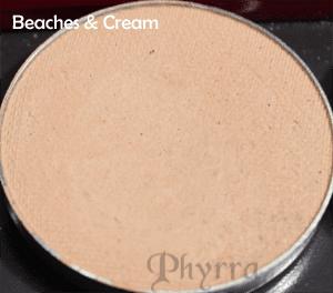 Makeup Geek Beaches and Cream