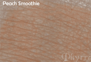 Makeup Geek Peach Smoothie Swatch