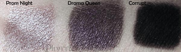 Makeup Geek Prom Night Drama Queen Corrupt Swatch