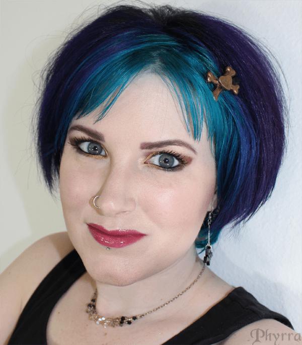 Makeup Wars Fall Look