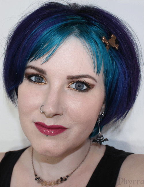 Makeup Wars Fall Look 2