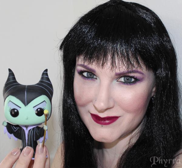 Disney Villains Maleficent Tutorial