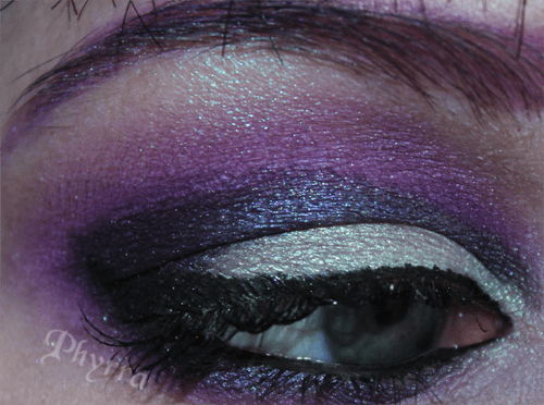 Disney Villains Maleficent Eye with Fyrinnae Mystical Hedgehog