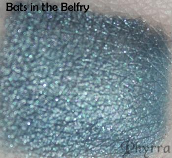Meow Bats in the Belfry Swatch