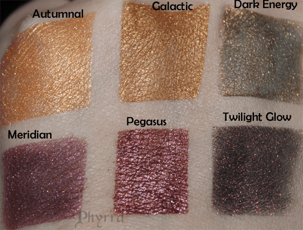 Meow Harvest Moon Collection Swatches 2