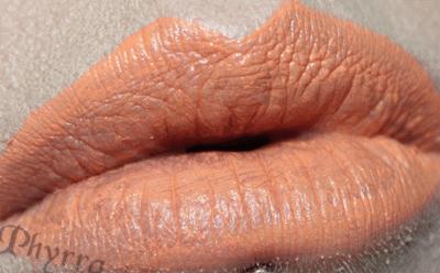 Obsessive Complusive cosmetics Cha Cha Lip Tar Lip Swatch