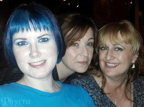 Me with Su and Kimberly