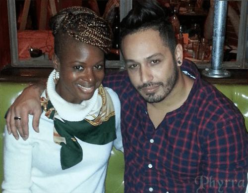 Safia and Orlando