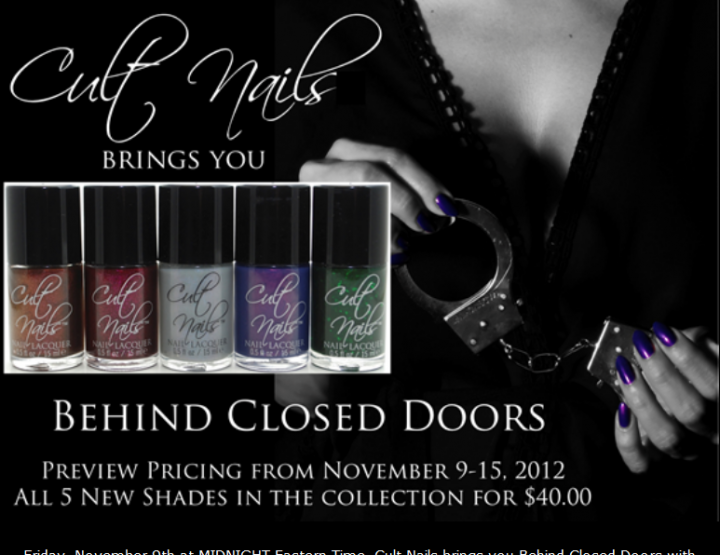 Cult Nails Lets You Behind Closed Doors