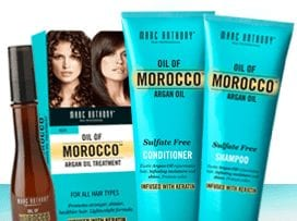 Marc Anthony Oil of Morocco Argan Oil Shampoo and Conditioner