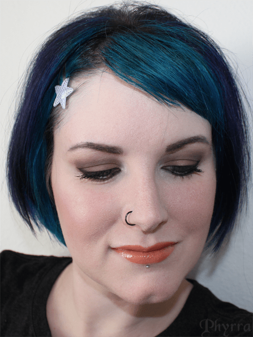 Urban Decay Basics Palette Look Glance