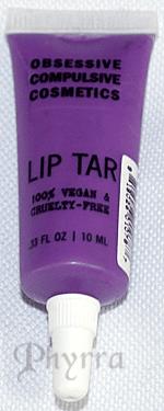 Obsessive Compulsive Cosmetics Belladonna Lip Tar