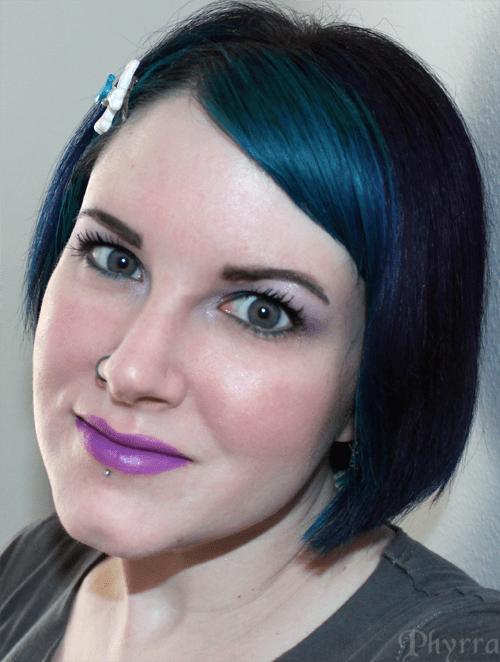 Obsessive Compulsive Cosmetics Belladonna Look